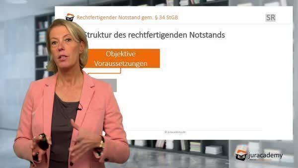 Rechtfertigender Notstand 34 Jura Online Lernen 3